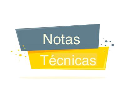 notas tecnicas